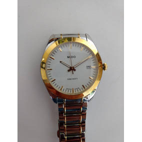 Relógio De Pulso Suíço Mido Quartz
