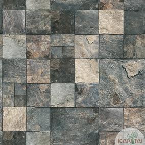 5ab431e03 Papel De Parede Vinilico Kantai Neonature 4 Pedra Rustica 2
