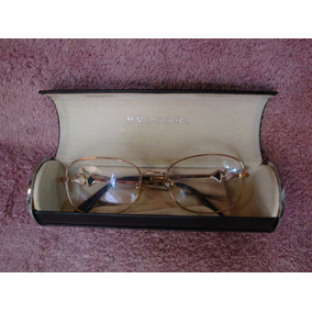 Armação Bvlgari Óculos Para Grau Frete Grátis Para - Óculos no ... 33d48fae95