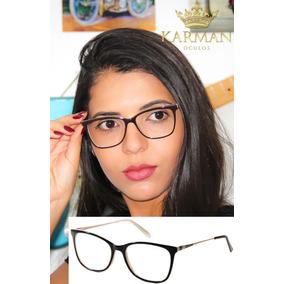 Oculos De Grau Chanel Marrom Creme Armacoes Dior - Óculos no Mercado ... 1486c7eb42