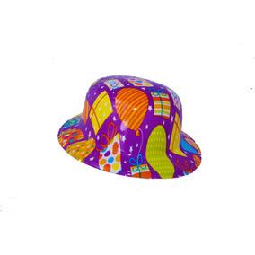 Sombrero Pachuco Bombin Barato - Cotillón en Mercado Libre México a655d369d94