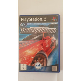 Need For Speed Underground Ps2 (pal)