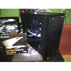 Pc Gamer I5 8400 + Gtx 1070 White 8gb+ 16gb Ddr4