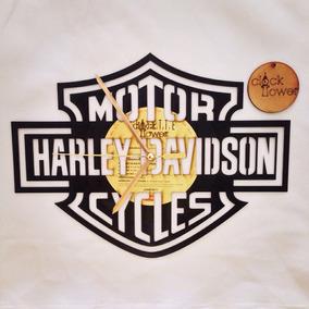 Relojes De Vinil - Harley Davidson
