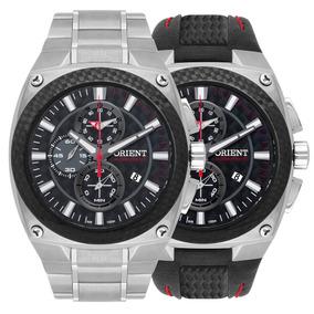 d4398f96a74 Relógio Orient Speed Tech Mbscc007 - Relógios De Pulso no Mercado ...
