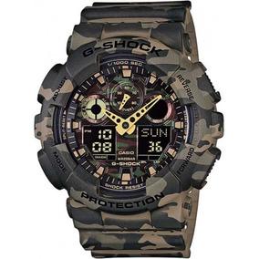 762d24cebc8 Promoção. Relogio Casio G Shock Ga 100 - Relógios no Mercado Livre ...