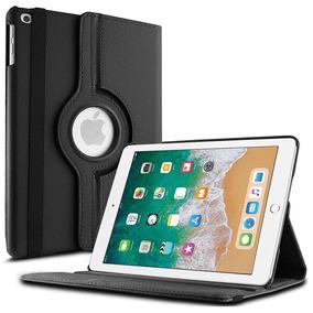 Capa Ipad 9.7 Apple 2018 A1893 A1954 Ipad 6 Couro Executivo