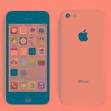 Aplle Iphone 5c 8gb Semi-novo Usado Barato