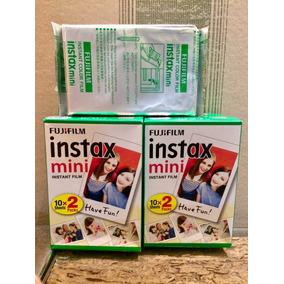 Filme Instax Mini Fujifilm Com 50 Unidades