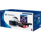 Playstation Vr Ps4 Bundle Combo Completo Sellado Nuevo