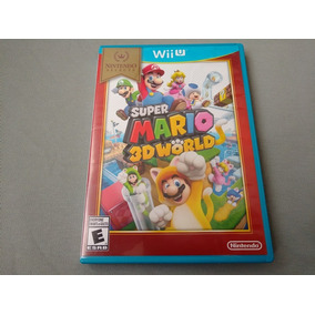 Super Mario 3d World Nintendo Selects Para Nintendo Wii U