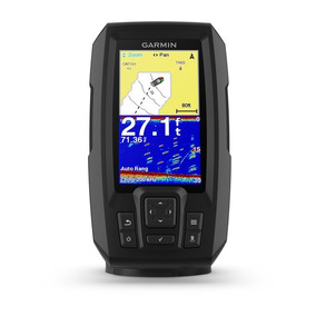 Sonar Marítimo Com Gps Garmin Striker 4 Plus