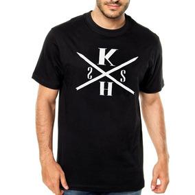 Camisa Camiseta Haikaiss Damassaclan Rap Freestyle 9cabd5c732c
