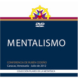 Dvd Mentalismo - Conferencia | Rubén Cedeño