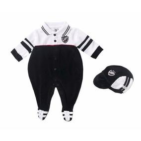 c7b4521930 Kit Do Vasco Para Menina - Bodies de Bebê no Mercado Livre Brasil