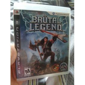 Brütal Legend Para Ps3