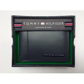 Billeteras Cuero 100% Originales Tommy Nautica Calvin Klein