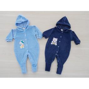 Macacão Plush Bloomy s Baby Ursinhos Com Capuz Cód  916 28f1490ce42