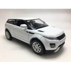 Miniatura Ranger Rover Evoque Unidade Branca
