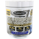 Pré Treino Neurocore Muscletech - Original Import Usa