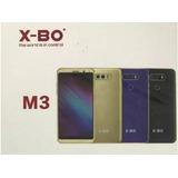 X-bo M3 Android 7.0 Camara 8+5 Mpx Memoria 16+2 Gb D Huella