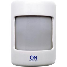 Sensor De Presença Sem Fio On Eletrônicos Guardião Spg10