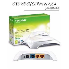 Router Inalambrico N Tp-link Tl-wr720n 150mbps Store