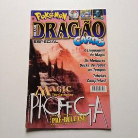 Revista Dragão Cards Especial Magic Profecia N°19