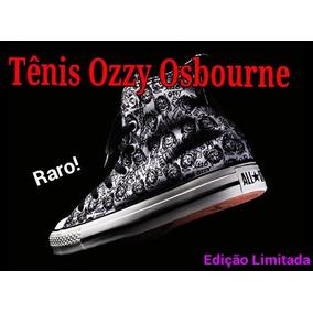 Tênis All Star Chuck Taylor Edição Limitada Ozzy Osbourne!!!