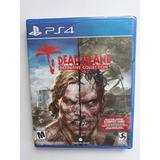 Dead Island Collection Juego Ps4 Nuevo Y Sellado