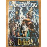 Dc Comics Os Novos 52! Universo Dc Nº 7 - Novo Lacrado!!!