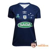 Camisa Sada Cruzeiro Volei Feminino no Mercado Livre Brasil cd90252c161b9