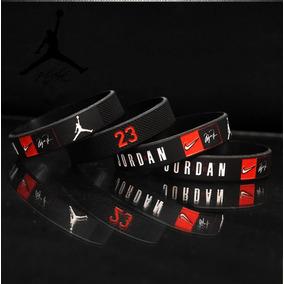 Pulsera Silicon Jordan Nike Quiksilver   Pack Of 2 Caja 663354d033365