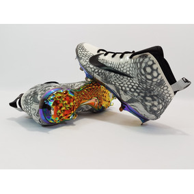 new product ce5d6 c502b Nike Force Zoom Trout 5 Blanco Negro Metal Número 29mx ¡msi!