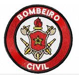 Matriz De Bordado De Bombeiro Civil no Mercado Livre Brasil 4cde2d86df0
