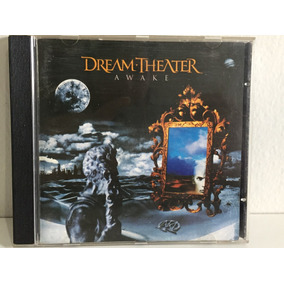 Cd Dream Theater - Awake (em Ótimo Estado)