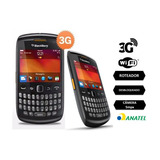 Blackberry Curve Raro,9620,3g,wifi,roteador,ppt,desbl,anatel