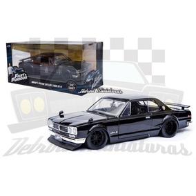 1:24 Nissan Skyline Gtr 1971 Velozes E Furiosos Jada C/caixa