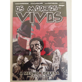 Os Mortos Vivos N° 5 A Melhor Defesa - Editora Hq Maniacs