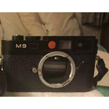 Leica M9 Camara Digital Solo Cuerpo