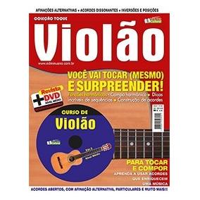 Método Violão Terceira Edição Dvd + Revista
