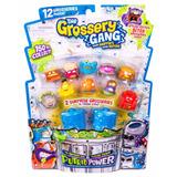 Envio Gratis Grossery Gang 12 Piezas Serie 3