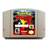 Pokemon Stadium N64 - Nintendo 64