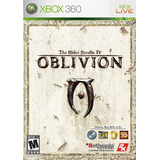 Oblivion The Elder Scrolls Iv Xbox 360 Xbox One Game Of Year