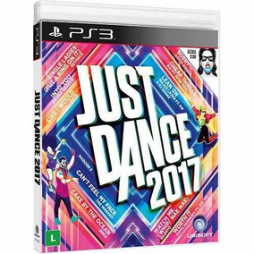 Just Dance 2017 Ps3 Novo Lacrado Alemão Games