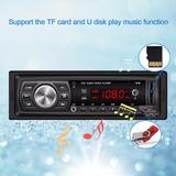 Universal Auto Mp3 Estereo 1din Fm Radio Usb Sd Control Remo