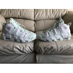 Tenis Nike Air More Uptempo Aqua Del 29mx