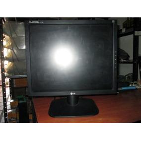 Monitor Lg Flatron L1718s 17 Pulgadas (con Sus Cables)