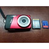 Cámara Kodak M530 12mp Memoria 2gb Sin Cargador