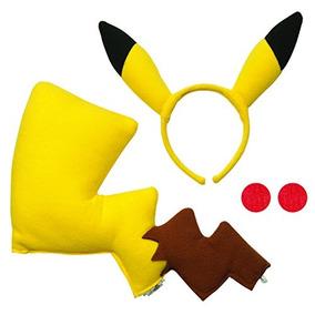 Disfraces Pikachu - Disfraces en Mercado Libre Chile 8f4ebb8dd05f